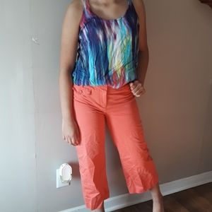 Bundle,summer outfit top and pants Express